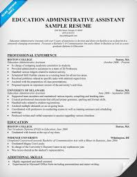 Office Assistant Resume Sample by 20 Effective Assistant Educator Resume Samples Vinodomia