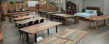 Recycled Timber Dining Tables  Timber Furniture - Timber kitchen table