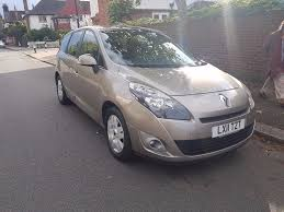 2011 renault g scenic auto only 42000 miles lady owner 1 year