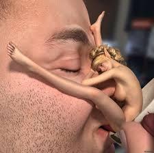 3D CG pussy|