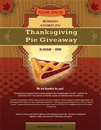 what day is thanksgiving in 2015 2015 thanksgiving pie giveaway jon baker financial group