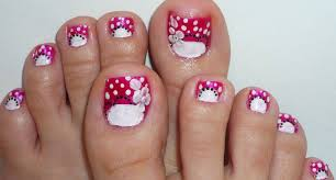 17 toe nail designs with flowers 32 flower toe nail designs nail