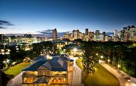 Brisbane City Botanic Gardens by Qut Gardens Theatre Venue Hire Brisbane Qut