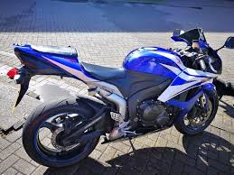 600cc cbr for sale 2007 honda cbr 600rr 57 600 rr7 new tyre r6 blue white fsh 2
