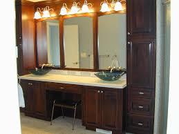 bathroom vanity ideas double sink unique wall mount wooden texture