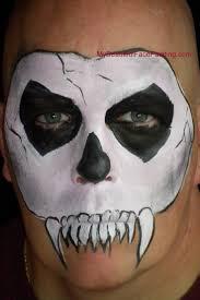 65 best face paint skull images on pinterest body painting