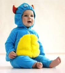 Halloween Costumes Infants 3 6 Months Amazon Carter U0027s Baby Halloween Costume Blue Monster 6 9