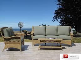 Resin Wicker Patio Furniture Sets - wicker patio furniture set colors garden of wicker