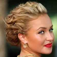 haircuts for really curly hair 40 creative updos for curly hair updo prom hair and face