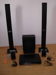 panasonic home theater system vand panasonic sa pt560 dvd home theater system in stare impecabila