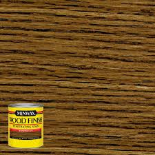 minwax 8 oz wood finish espresso oil based interior stain