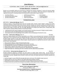 Sample Logistics Resume by Cook Resume Examples Cook Resume Chef Resume Sample Examples Sous