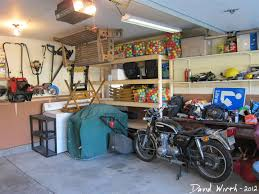 Build Wood Garage Shelves by How To Build A Shelf For The Garage