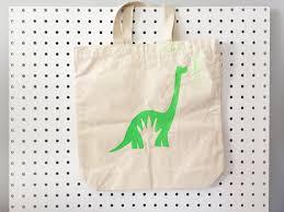 family thanksgiving activities the good dinosaur tote bag disney family