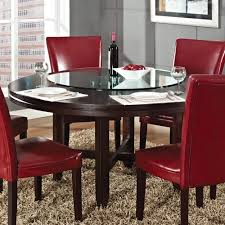 amazon com steve silver company hartford dining table 52