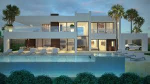 modern villas marbella villas for sale in marbella contemporary villa in la cerquilla 400m home on a 1 325m plot 2 8m sold