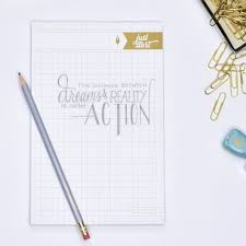 paper for writing gridded notepad with thick paper for doodling making lists and graph paper notepad with thick paper