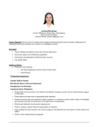 Free Resume Builder Yahoo Examples Of Resumes Sample Resume For A Teenager Student First