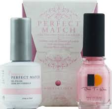 lechat perfect match gel polish u0026 nail lacquer my fair lady lechat