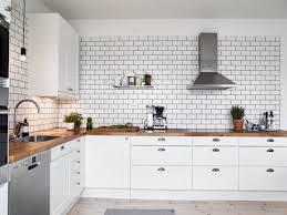 subway tile kitchen decor 151 best backsplash images on pinterest stylish black grout and tiling in white subway tile backsplash and