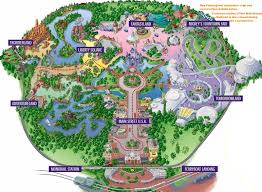 Port Orleans Riverside Map A Guide To The Best Attractions At Disney