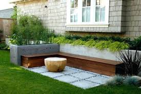 gallery for diy outdoor storage bench outdoor patio bench plans