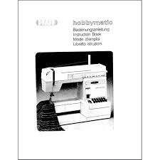instruction manual pfaff hobbymatic 947 sewing parts online
