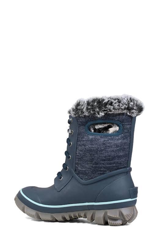 Bogs Arcata Knit Blue Multi Medium 11 72404-460-M-11
