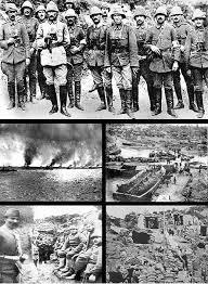 Teatro de operações do Oriente Médio na Primeira Guerra Mundial