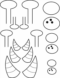Halloween Masks Printables For Elementary Kids Free Printable Mask Coloring Pages Free
