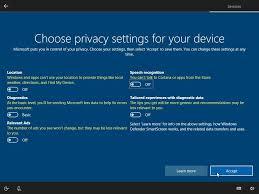 windows 10 privacy guide creators update federico dossena