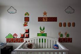 Home Decoration Games The Best Geek Themed Baby Nurseries And Nursery Decorations
