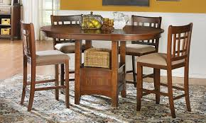 Counter Height Dining Room Tables by Mission Counter Height Dining Set Haynes Furniture Virginia U0027s