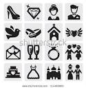 Wedding symbols Stock Photos  Wedding symbols Stock Photography
