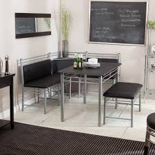 dining room corner booth dining set room table with brick