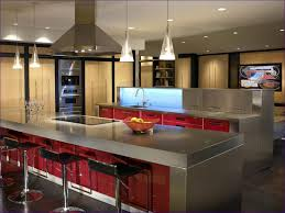 kitchen room rolling kitchen cabinet stainless steel top kitchen