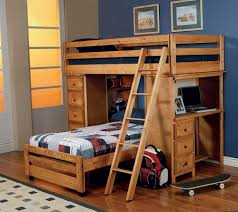 Bunk Beds With Slide And Stairs Bunk Beds For Kids With Stairs And Slide Eye Catching Bunk Beds
