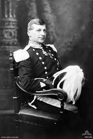 Arthur Stanley, 5th Baron Stanley of Alderley