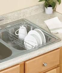 Expandable Kitchen Sink Drying Rack Holder Organizer Dish Utensil - Kitchen sink dish rack