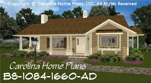 Small House Building Plans Build In Stages Small House Plan Bs 1084 1660 Ad Sq Ft Small