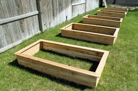 garden box ideas boxes garden open vegetable gardening ideas