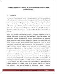 introduction narrative essay Essay Structure