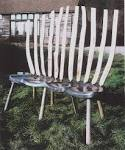 Rustic Benches – Neil Taylor Furniture