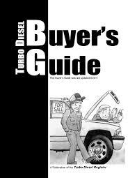 turbo diesel buyers guide by turbo diesel register issuu