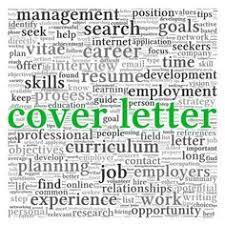 Resume cover letter tips