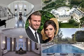 Victoria Beckham Home Interior by David And Victoria Beckham U0027eyeing Up New 200 Million Property In