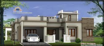 creative simple house designs single floor elevation house plans