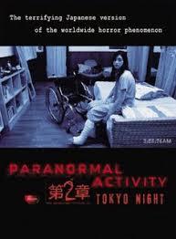 Paranormal Activity: Tokyo Night (2010) izle