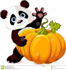 halloween clipart pumpkin panda halloween clip art u2013 festival collections