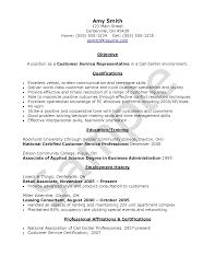 Customer Service Experience Resume Call Centre Experience Resume Resume For Your Job Application